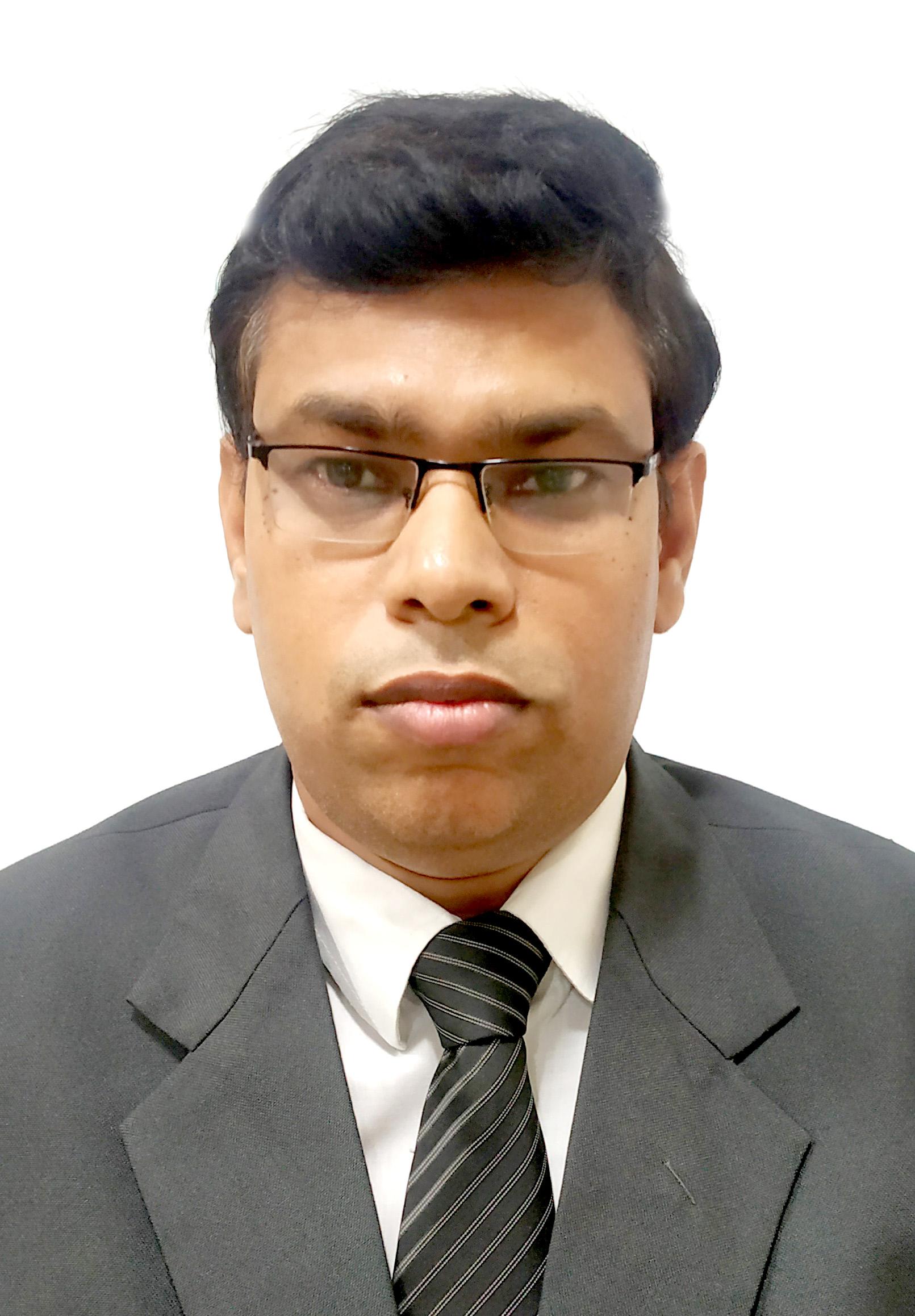 Dr. Jagdish Sahu