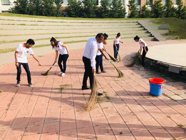 clean campus day 2018