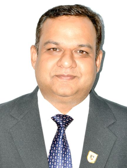 Dr. Gaurav K. Saraogi