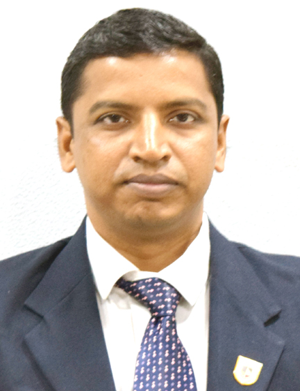 Dr. Shashikant B. Bagade