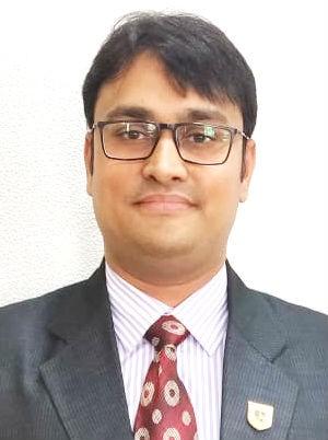 Dr. Mayank Sharma