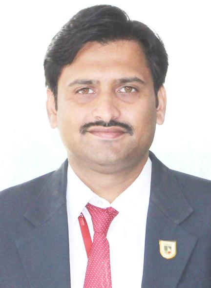 Mr. Meghanath B. Shete